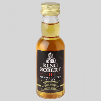 King Robert II MINI 0,05l 43%