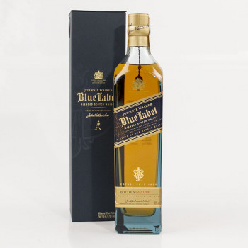 J.Walker Blue 0,75L 40% Slim Pack