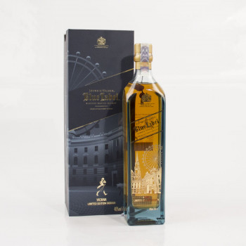 J.Walker Blue Vienna Edition 0,7L 40%