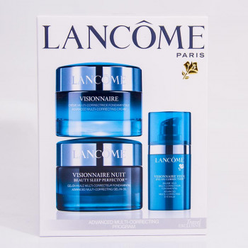 Lancome Visionnaire Set Day Cream 50 ml +Night Cream 50 ml +Eye 15 ml