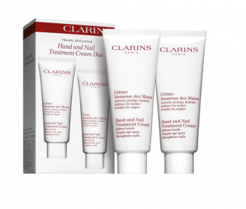 Clarins SET 2x hand cream