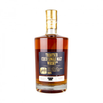 Trebitsch Czech Single Malt Whisky Porto 0,5L 40%