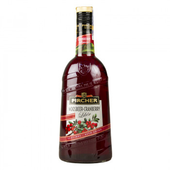Pircher Moosbeer-Cranberry Lik. 0,7l 16%